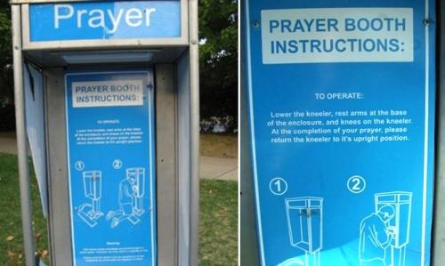 Prayerbooth