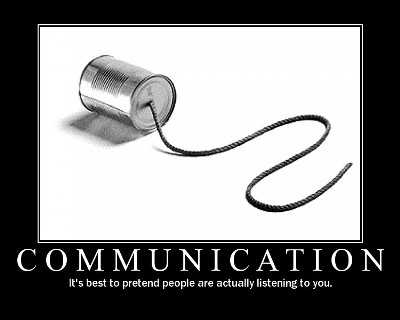 Communication-poster