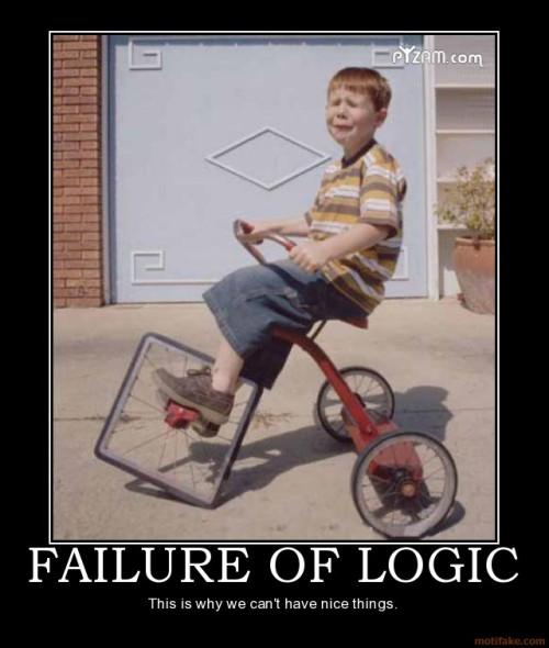 Failure-of-logic-fail-demotiva