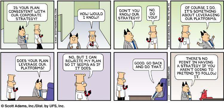 management objective statement