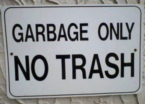 garbage-only